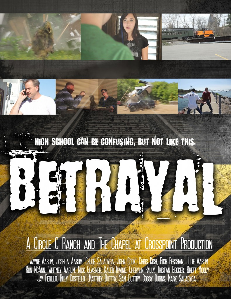 Betrayal Movie Poster