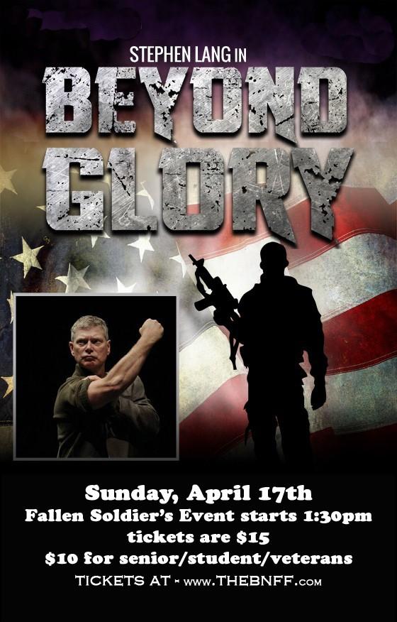 fallen soldier event